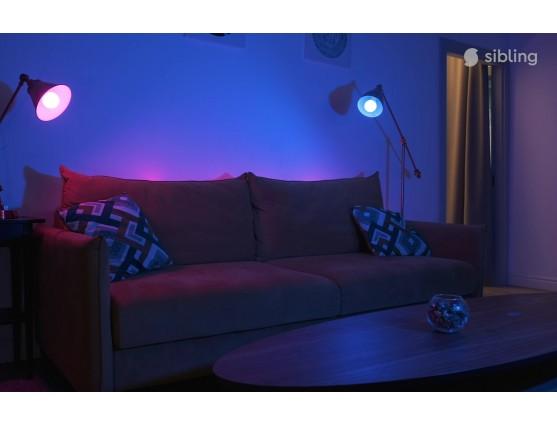Умная RGB лампочка
