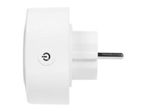 Умная wi-fi розетка  с мониторингом электроэнергии