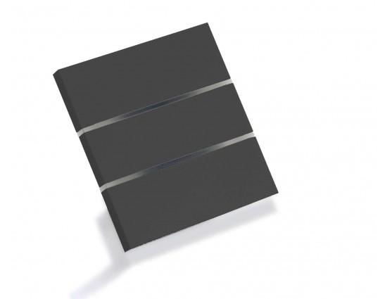 Умный люкс-выключатель (3 клавиши)